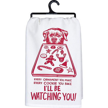 I'll Be Watching You Towel