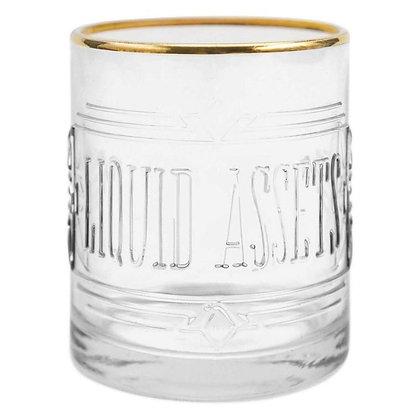Liquid Assets Lowball Glass