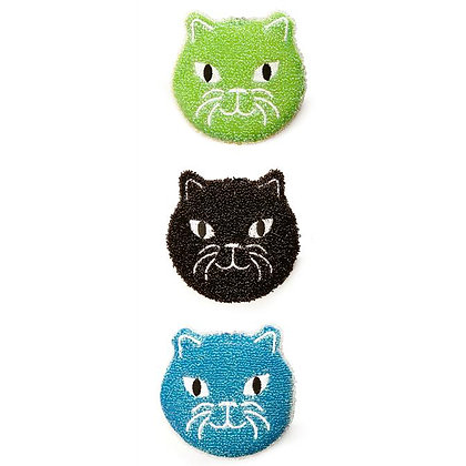 Cat Scrub Sponges
