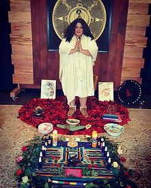 brenda salgado rose ceremony BY JEN ALVA