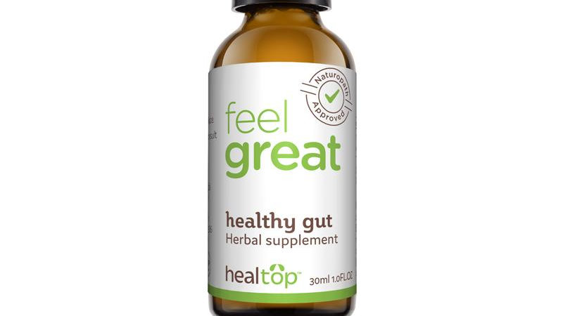 Healthy Gut - Natural Candida Supplement