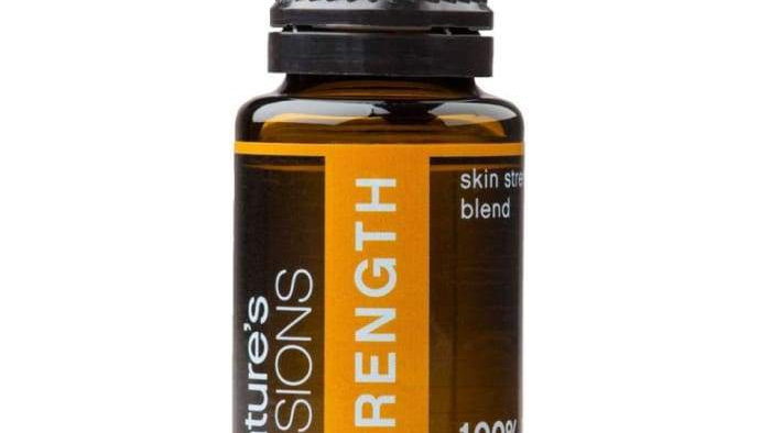 Strength: Protective/Immunity Blend Pure Essential Oil- 15ml