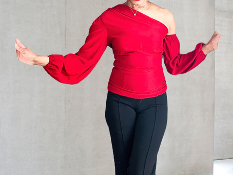Red...Bold...Daring...Add it to Your Wardrobe