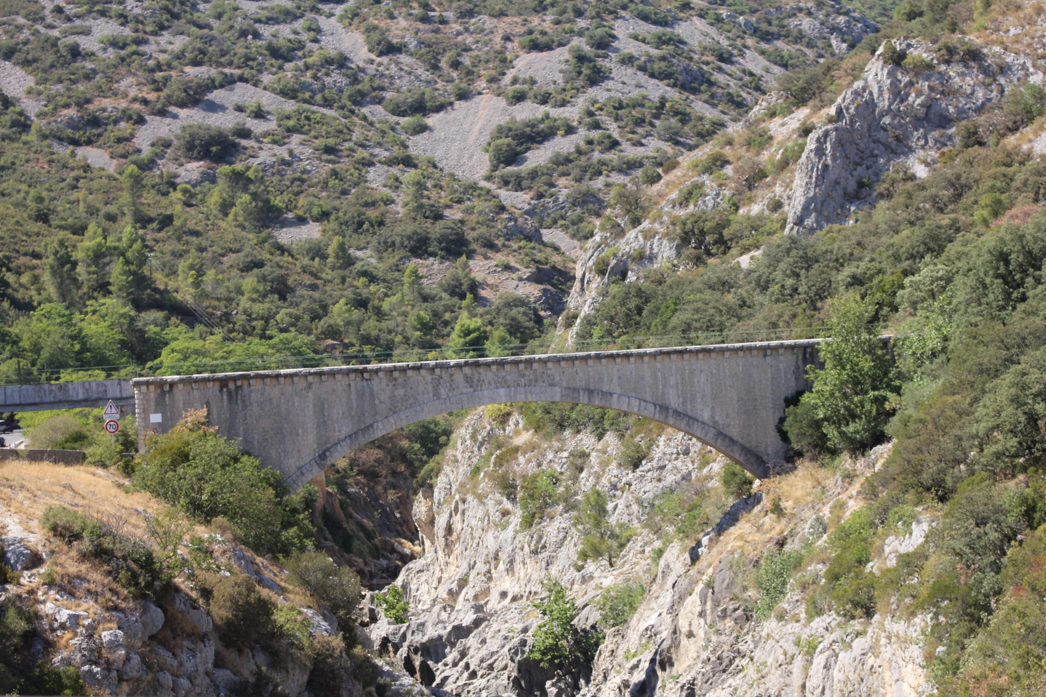 Pont du Diable.