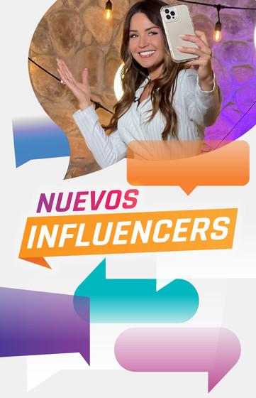Nuevos Influencers
