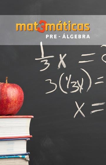 Pre-Álgebra