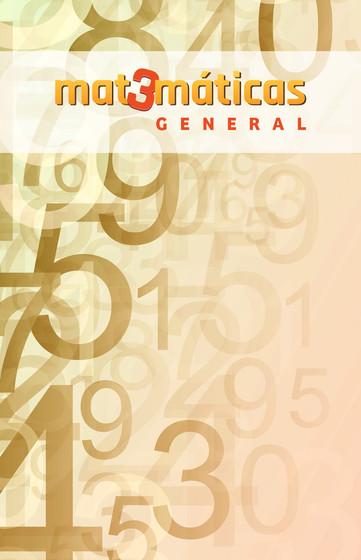 Matemáticas General