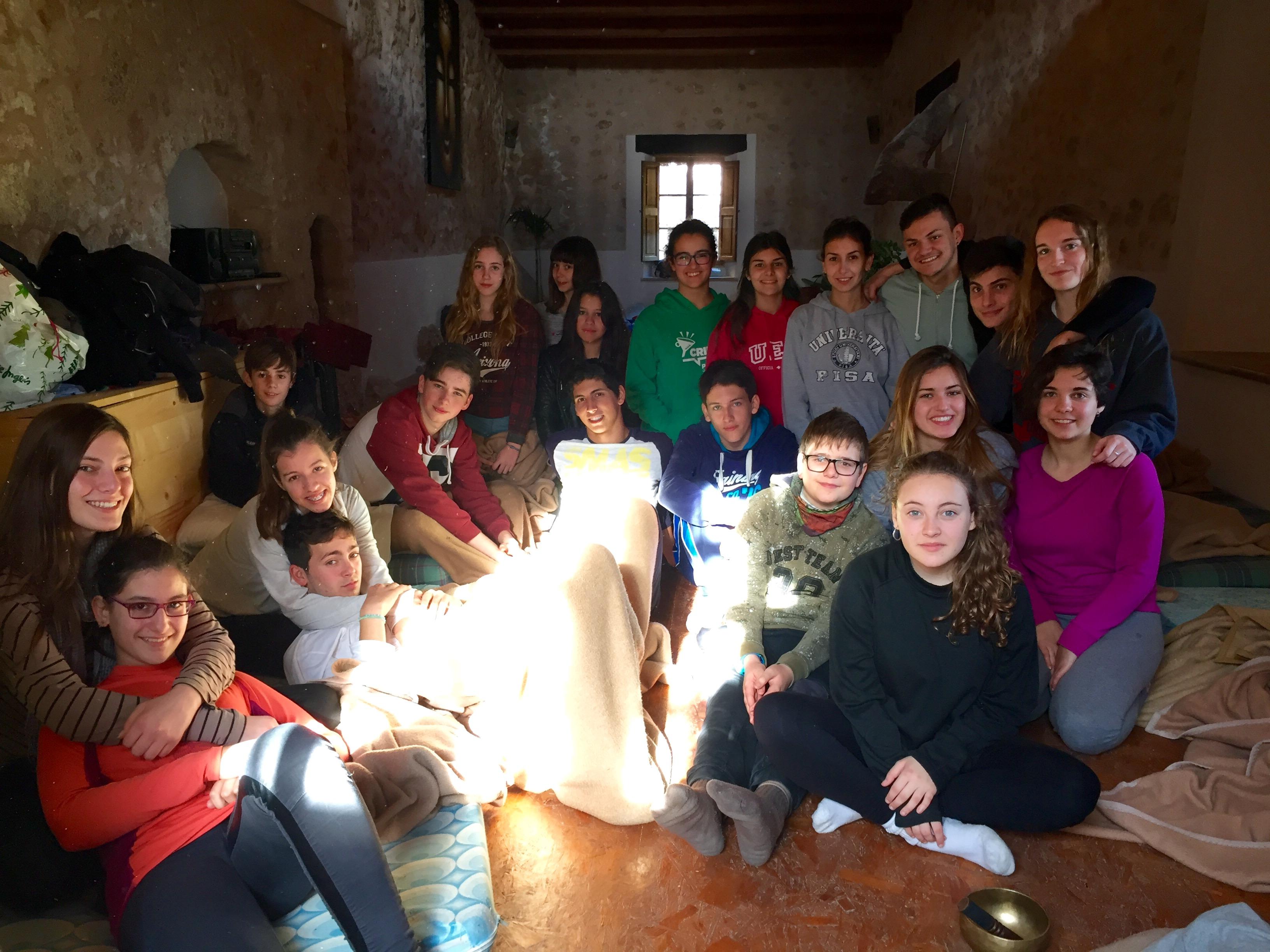 Jornada Plena Conciència Adolescents
