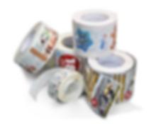 comaccess Impression et fabrication d'étiquettes numériques