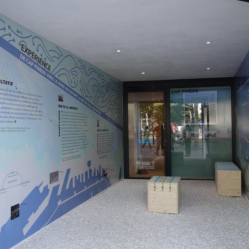 EXPOSITION BUREAU DES GUIDES GR2013