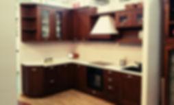 Кухня «Руна» от фабрики «ГеосИдеал»