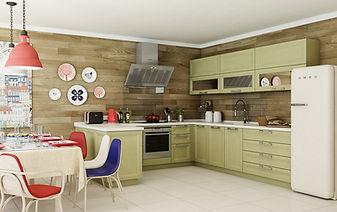 Geos Lite, геос лайт, недорогие кухни из дерева