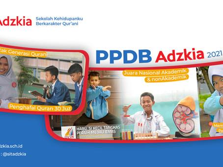 Hasil Seleksi PPDB SIT Adzkia Gel. 1 Th. 2021 - 2022
