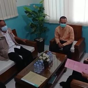 Pengecekan Kesiapan PTM di SIT Adzkia kampus Cikiray - Sukabumi