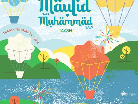 SIT Adzkia : Gebyar Maulid Nabi Muhammad