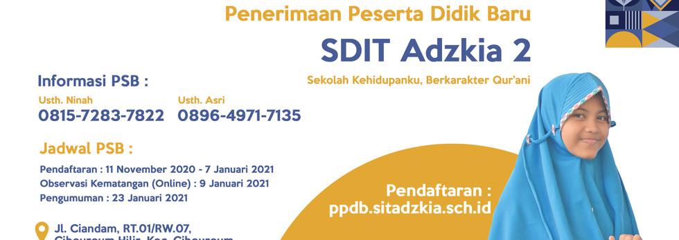 SDIT Adzkia 2 Sukabumi