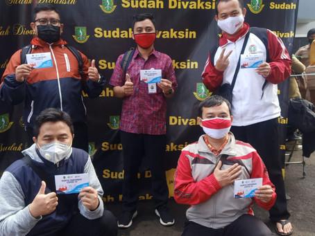 Vaksinasi Tenaga Kependidikan Kota Sukabumi : Harapan Baru untuk Menyambut Tahun Ajaran Baru.