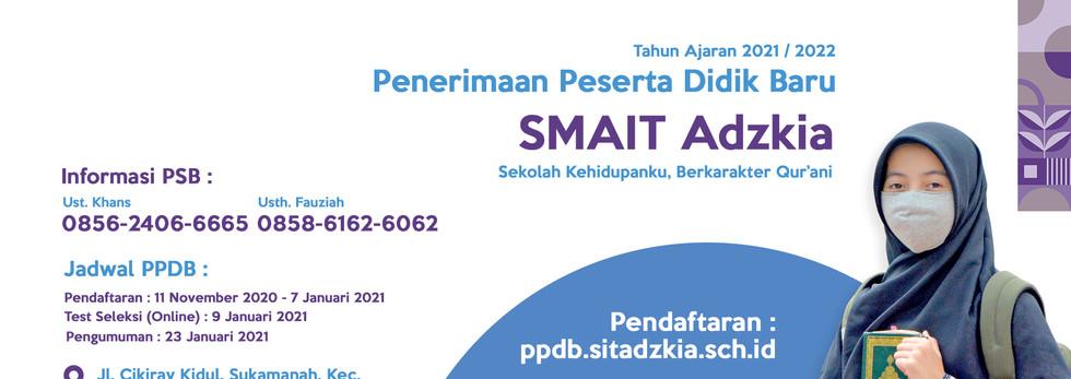 SMAIT Adzkia Sukabumi