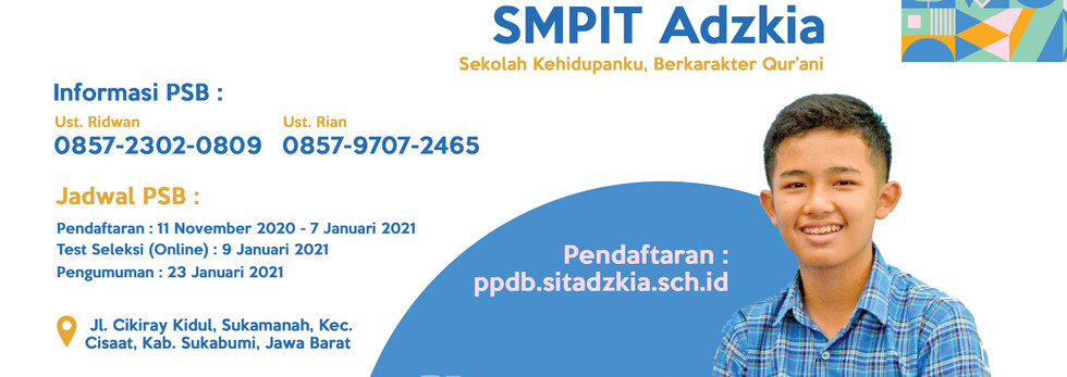SMPIT Adzkia Sukabumi
