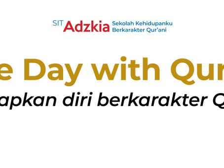 One day with Qur'an