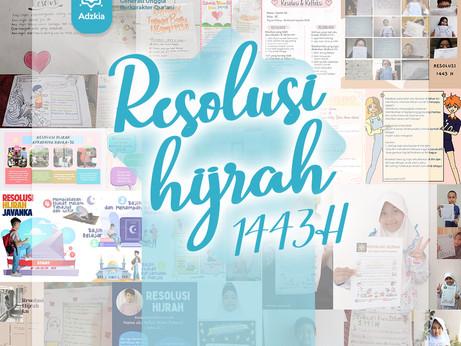 RESOLUSI HIJRAH DI AWAL HIJRIYYAH