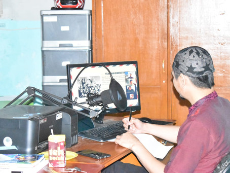 Sidang Tertutup Karya Tulis Ilmiah SMAIT Adzkia