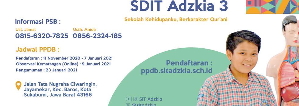 SDIT Adzkia 3 Sukabumi