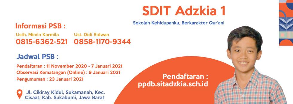 SDIT Adzkia 1 Sukabumi