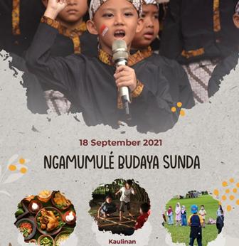 Funday with Family : Ngamumule Budaya Sunda