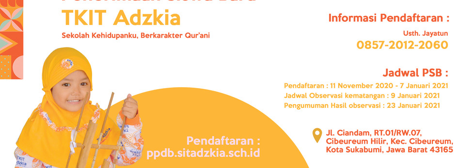 TKIT Adzkia Sukabumi