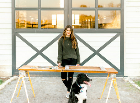 CREATED TO CREATE | Nicole Tarpoff of Reflect & Co.