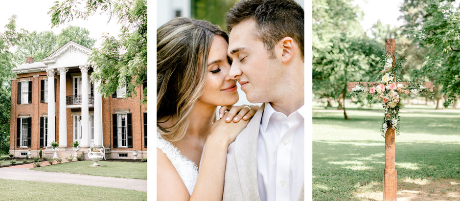 SUMMER WEDDING AT MAPLEWOOD ESTATE & BARN | Mary Kate & Anthony