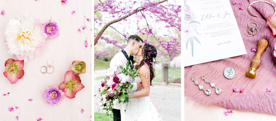 EARLY SPRING WEDDING AT THE PETERSON-DUMESNIL HOUSE | Ellen & Jon
