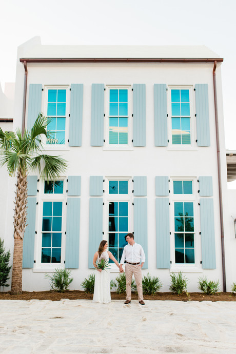 alys beach engagement - created with gra