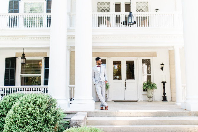 Lexington Moundale Manor Wedding Photography