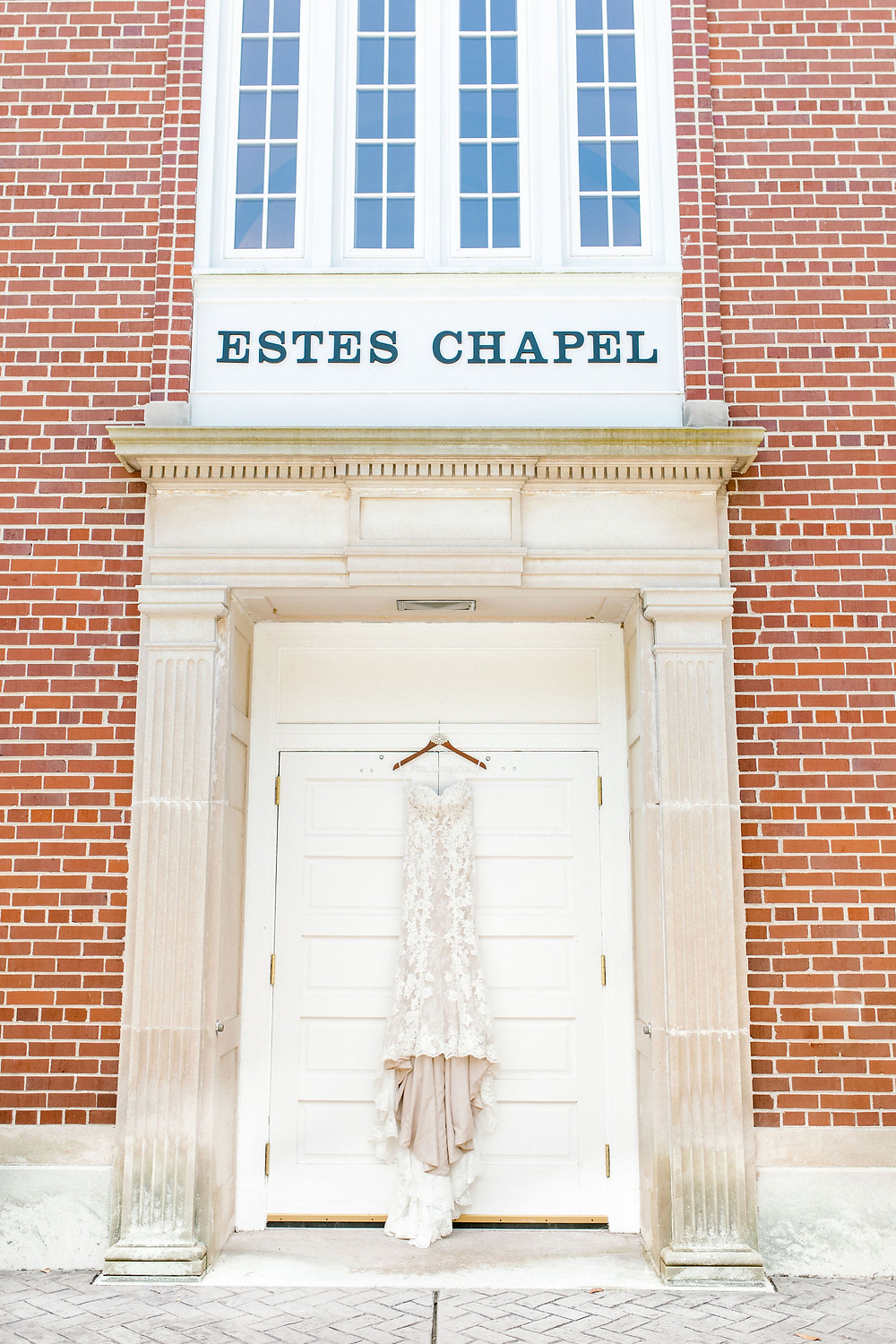 Asbury Estes Chapel Talon Winery Wedding Created with Grace Photography