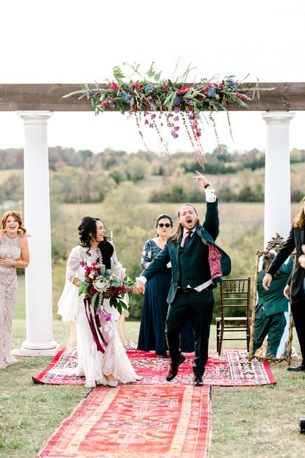 Bluegrass Wedding Barn  Created with Grace Photography Lexington Photographer