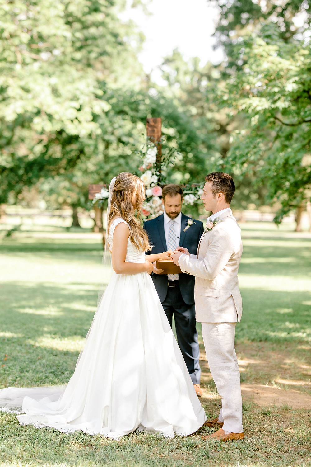 Maplewood Estate Barn Wedding Created With Grace Photography