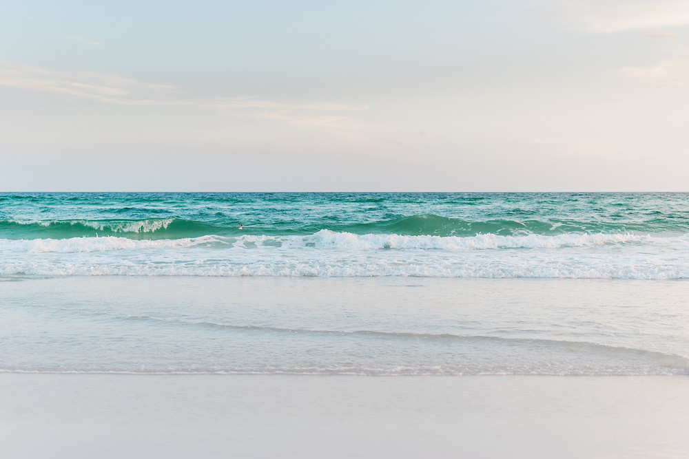 Santa Rosa Beach Seaside Florida Wedding Photographer Created with Grace Photography