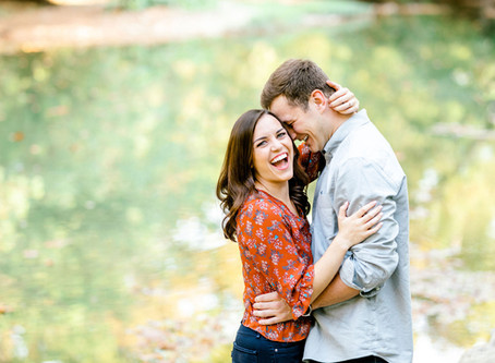 LOUISVILLE ENGAGEMENT SESSION | Laura & Mitchell