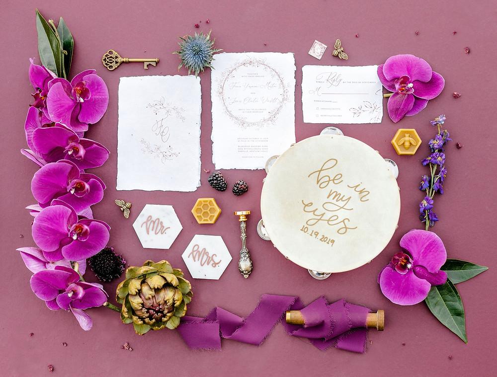 Fall Wedding Bluegrass Wedding Barn Lexington Created with Grace Photography