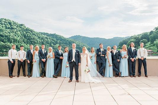 ROWE WEDDING Ethan Jessica-Wedding Party