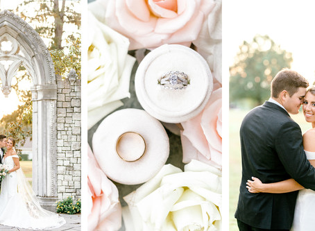 WEDDING AT THE CHAPEL IN THE WOODS & HURSTBOURNE COUNTRY CLUB | Kelsey & Dalton
