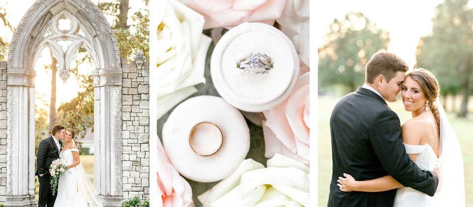 WEDDING AT THE CHAPEL IN THE WOODS & HURSTBOURNE COUNTRY CLUB   Kelsey & Dalton