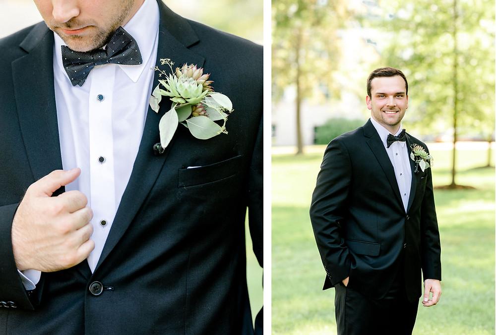 Asbury Estes Chapel Talon Winery Wedding Created with Grace Photography