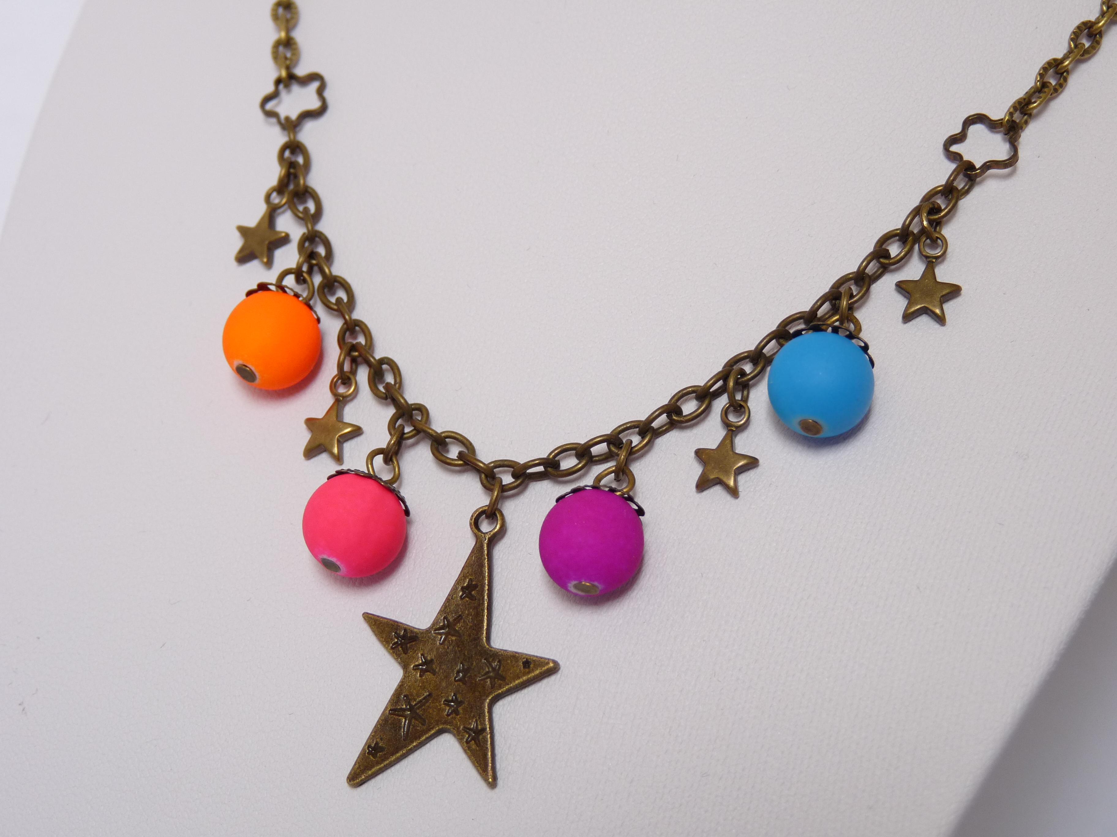 Collier mon étoile (4)