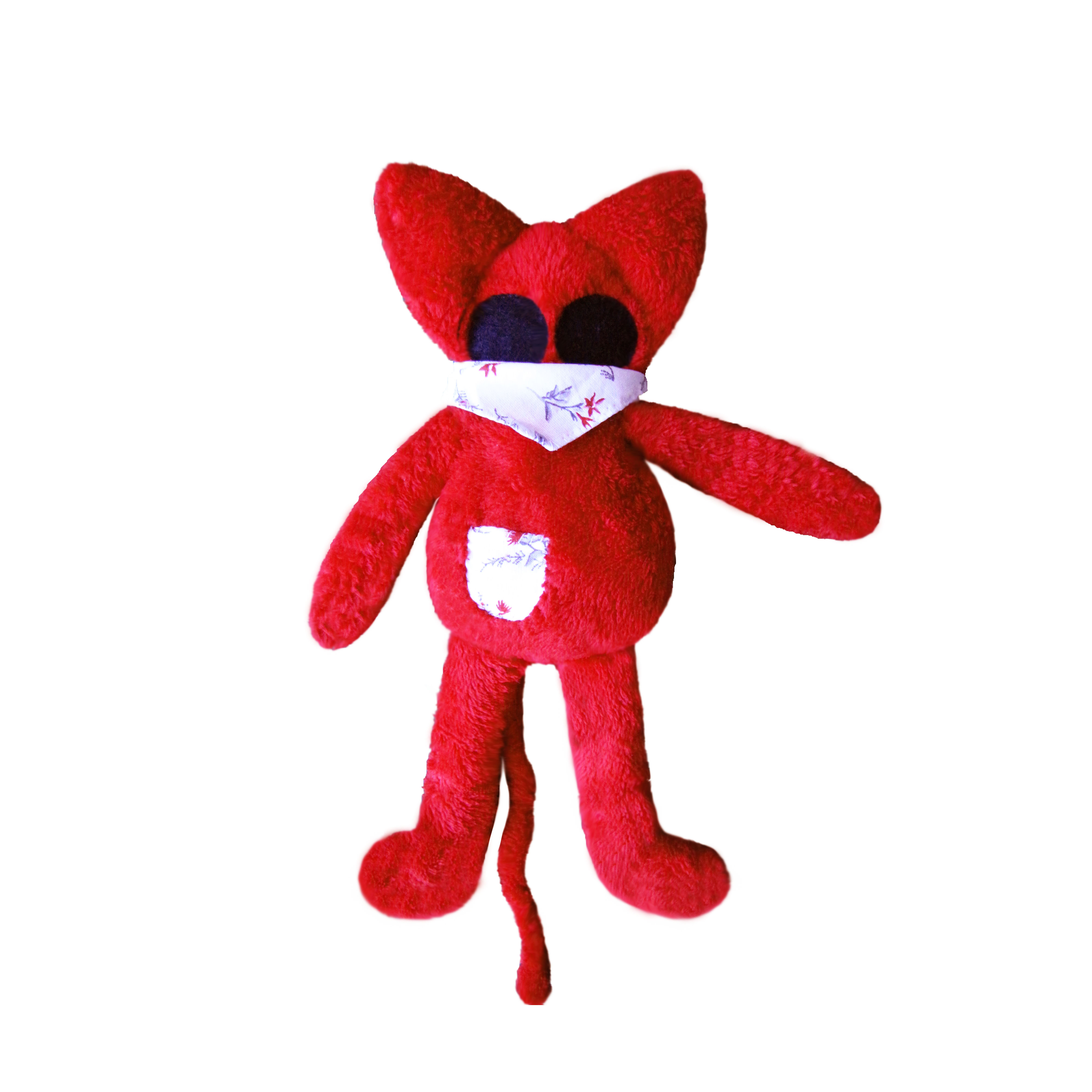 chat rouge 1