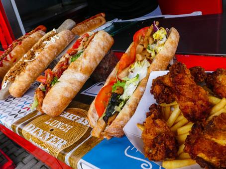 Redtrucks x el Street Food