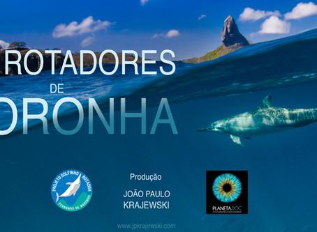 """Filme """"Os Rotadores de Noronha"""" no festival Planeta.doc"""