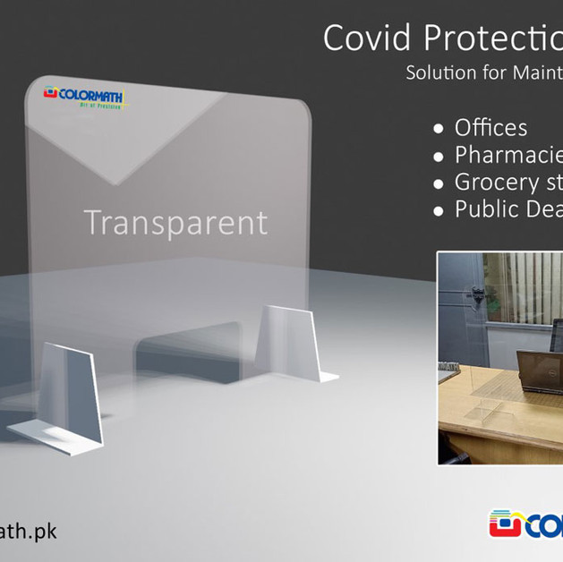 Covid Protection Shield